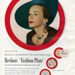 Alice Bruno / Revlon 1950