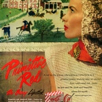 Du Barry Lipstick - Primitive Red 1946