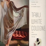 Tabu White Cologne 1944