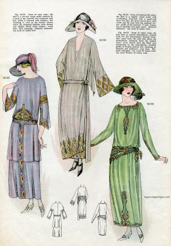 Elite Styles April 1923