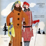 Elite Styles January 1923