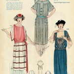 Elite Styles Magazine March 1922