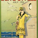 Elite Styles July 1924