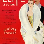 Elite Styles December 1928 - January 1929