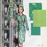 Butterick Patterns / Spring 1963