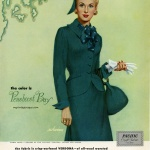 Pacific Woolens 1952
