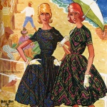 Dresses by Cheri Patite 1960