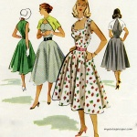 McCall's Patterns (8949) Summer 1952