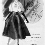 Lord & Taylor - Traina-Norell 1950