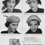 Stetson Millinery 1951