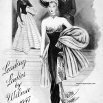 Leading Ladies by Wilma 1947