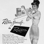 Real-Form Girdle Co 1947