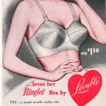 Ringlet Bra by Lovable 1952