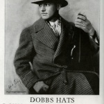 Dobbs Hats 1926, photo by Alfred Chenney Johnson
