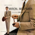 Miron 1953 tailored by Michaels-Stern