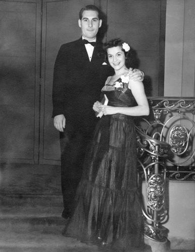 Harry Koff & Helen Halpern March 1939