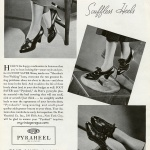 Foot Saver Shoes 1935