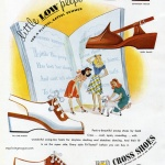 Red Cross Shoes 1946