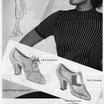 Foot Saver Shoes 1938