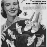 Red Cross Shoes 1938
