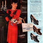 Selby Shoes 1944 - Photo by John Rawlings