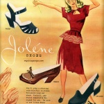 Jolene Shoes 1946