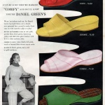 Daniel Green Comfy Slippers 1953