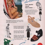 Summerettes by Ball-Band 1951