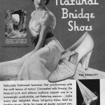 Natrual Bridge Shoes 1938