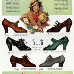 Enna Jetticks Shoes 1936