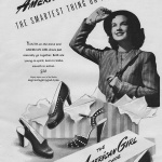The American Girl Shoe 1945