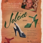 Jolene Shoes 1945