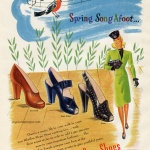 Rhythm Step Shoes 1945