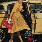 Town & Country Shoes 1960