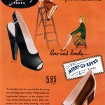 Rhapsody Shoes 1945