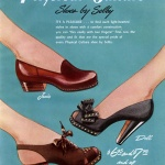 Shoes by Selby 1945