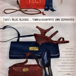 Town & Country Shoes 1950