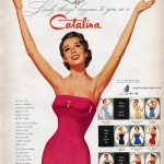 Catalina Swimwear 1955