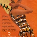 Marina Del Mar - California Swimwear 1961