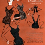 Brilliant Swimsuits 1958