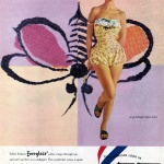 Catalina Swimwear / Fuller Fabric 1954