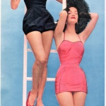 Swim Suits by Brilliant 1954