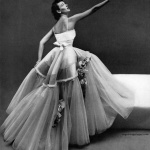 Bergdorf Goodman 1948 - Dorian Leigh, photo by Richard Avedon