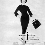 Arthur Jablow designed by David Kidd 1957 / Dovima