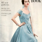 Vogue Pattern Book December/ January 1954-1955