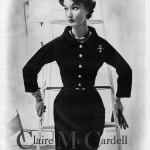 Evelyn Tripp - Claire Mc Cardell 1953