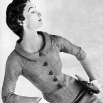 Simplicity Pattern Book Spring 1954 - Evelyn Tripp, photo by Paul Himmel