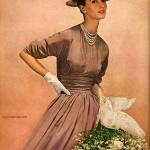 Simplicity Spring Pattern Book 1953 / Evelyn Tripp