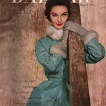 Harper's Bazaar August 1953 / Evelyn Tripp