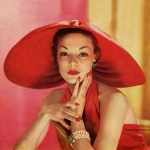 Revlon 1950 / Jean Patchett